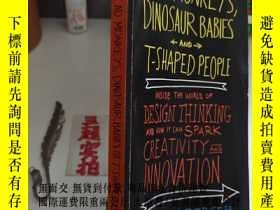 二手書博民逛書店CAD罕見Monkeys, Dinosaur Babies, and T-Shaped People:Y330
