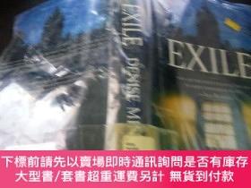 二手書博民逛書店EXILE罕見2001年 小16開硬精裝 原版英法德意等外文書 圖片實拍Y274511 DENISE MINA