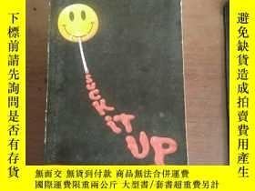 二手書博民逛書店Suck罕見It Up (Suck It Up Series)Y