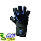 [新款] 新重訓手套 Harbinger Training Grip WristWrap Tech Gel-Padded Leather Gloves, Pair