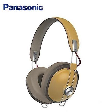 【超人百貨L】3X279 Panasonic HTX80 復古耳罩式藍牙耳機-古典茶 RP-HTX80BGCC 無線耳機