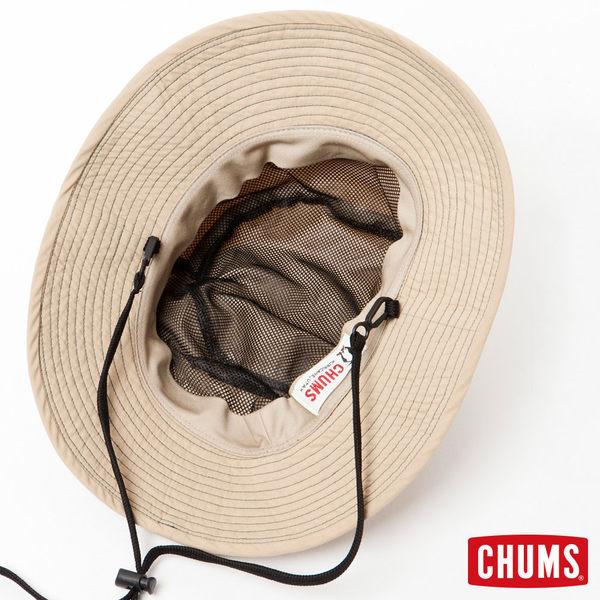 CHUMS 日本 Fes 遮陽漁夫帽 淺棕 CH051031B011