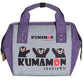 【KUMAMON 酷MA萌】NO.72熊本熊歡樂兩用包 手提 肩背 斜背 背包 學生 書包