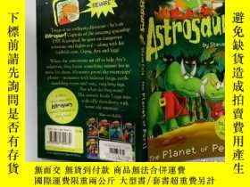 二手書博民逛書店Astrosaurs罕見The Planet of Peril:天龍是危險星球Y200392