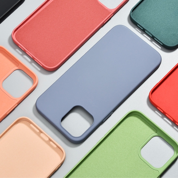 iPhone 12 素面 防摔 手機殼 多色 超薄 防手汗 抗指紋 保護套 軟殼 Pro i12 『無名』 Q10113