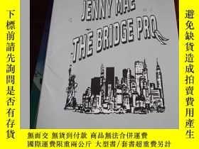 二手書博民逛書店JENNY罕見MAE THE BRIDGE PRO英文橋牌書Y3