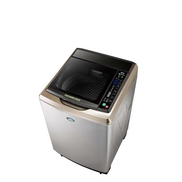 【南紡購物中心】SANLUX台灣三洋【SW-19DVGS】18公斤變頻防鏽殼洗衣機