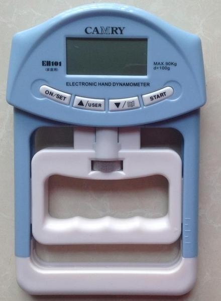 專用握力計握力器電子測力計測試儀測力器 優家小鋪