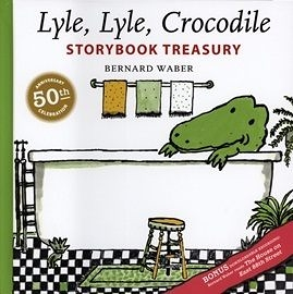 LYLE LYLE CROCODILE STORYBOOK TREASURE