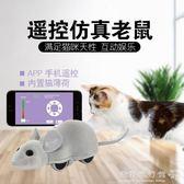 寵物貓咪電腦玩具逗貓玩具 手機遠程遙控APP電動仿真老鼠貓喵玩具YYP   『歐韓流行館』
