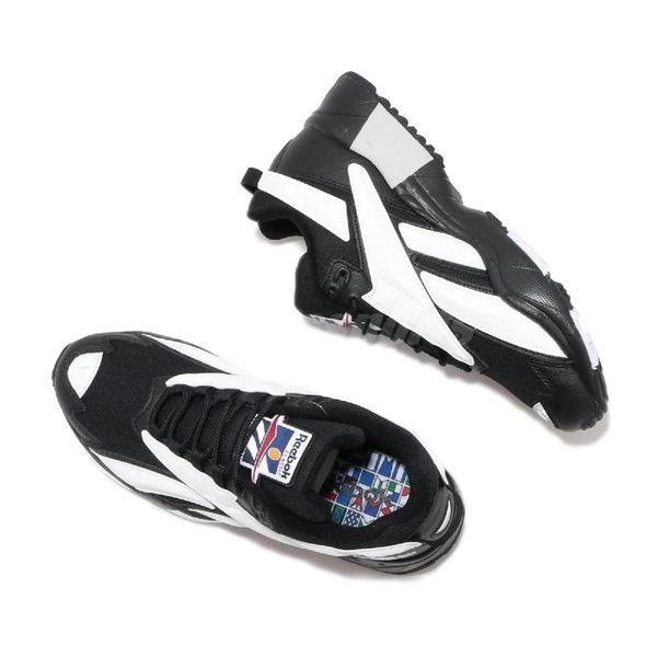 Reebok 休閒鞋 INTV 96 黑 白 Zico 男鞋 女鞋 復古慢跑鞋 老爹鞋 【ACS】 FV5477