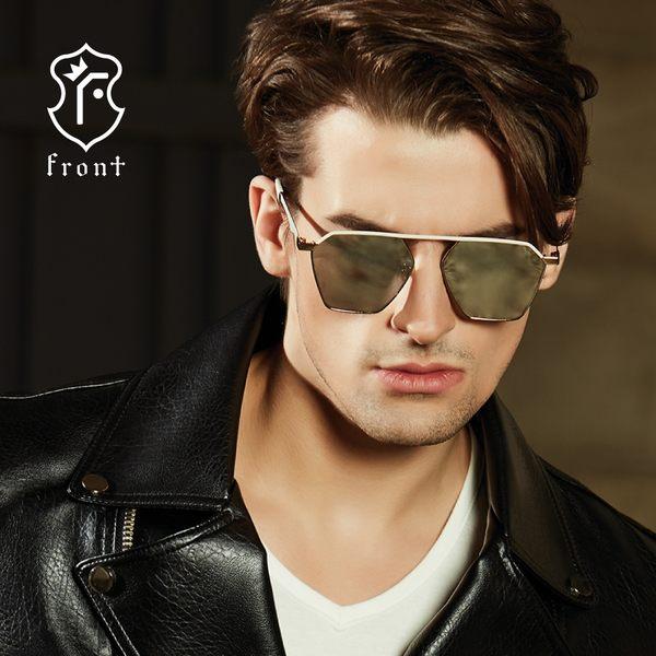 【Front 太陽眼鏡】Flash-Light-五色可挑選#時尚造型太陽眼鏡/墨鏡