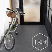 韓國 地磚 地墊 牆磚 六角磚 地墊【G0019】OULU六角防滑地磚(深灰色) 完美主義