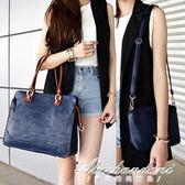 時尚百搭電腦職業OL通勤手提文件公文包女子母大包手提包潮 黛尼時尚精品