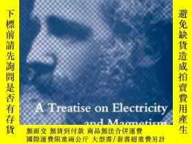 二手書博民逛書店A罕見Treatise On Electricity And M