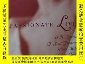 二手書博民逛書店◇英文原版書罕見Passionate Lives: Lawren