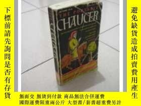二手書博民逛書店The罕見Portable Chaucer 喬叟文集Y25570