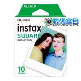 【免運費】 富士 Fujifilm instax SQUARE 方型 即可拍 空白底片 (十片裝) SQ6 SQ10 方形