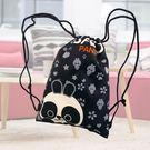 【Babo Panda】BAG-01C巴布熊貓束口袋 後背包