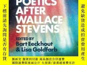 二手書博民逛書店Poetry罕見And Poetics After Wallace StevensY256260 不祥 Blo