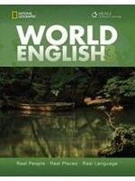 二手書博民逛書店《World English Level 3 Combo Split 3B Student book with Student CD-ROM》 R2Y ISBN:1424051118