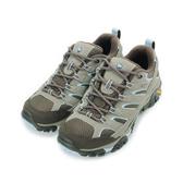 MERRELL MOAB 2 GORE-TEX 防水登山鞋 棕/灰藍 ML99788 女鞋