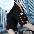 夏季短褲男外穿潮流休閒工裝褲子2020新款7五分中褲寬鬆5七分馬褲 名購居家