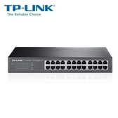 全新 TP-LINK TL-SG1024D 24 埠 Gigabit 桌上型/機架裝載型交換器