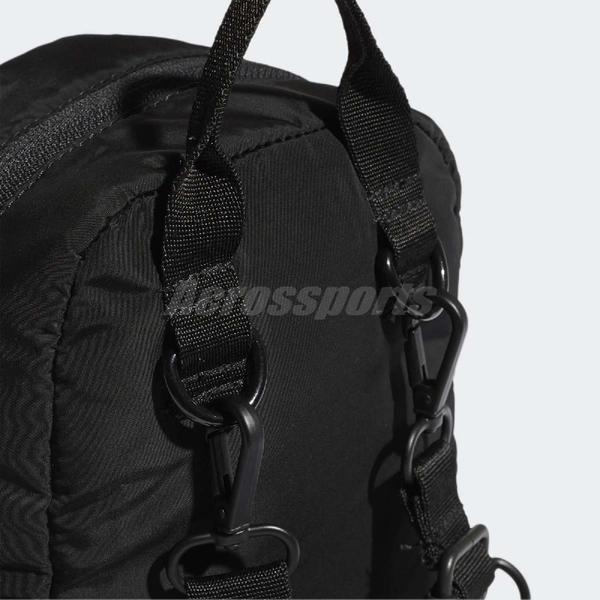 adidas 後背包 Classic Mini Backpack 休閒 男女款 小包包 三葉草 【ACS】 DV0209