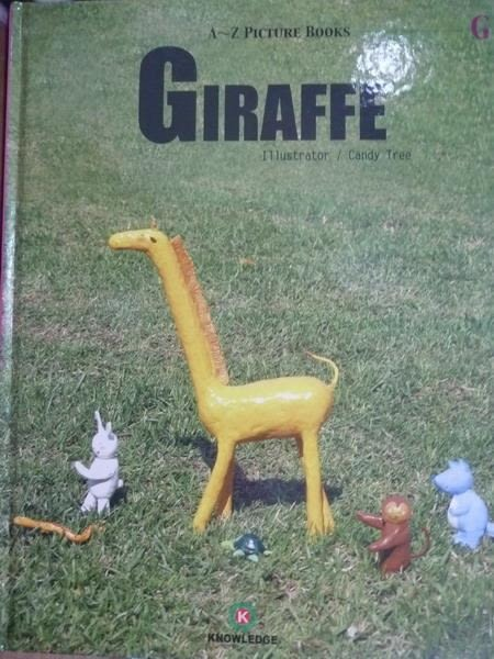 【書寶二手書T6/少年童書_PMR】Giraffe_Illustrator/Candy Tree