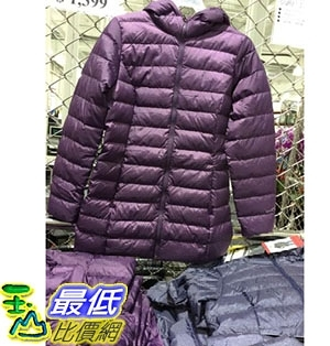 [COSCO代購] C1148761 EDDIE BAUER DOWN JACKET 女羽絨外套 美國尺寸:S-XL