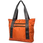 YESON - 超輕大容量肩背休閒包-五色可選MG-361橘色系