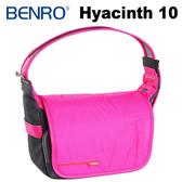名揚數位 BENRO  百諾 Hyacinth 10 風信子 系列單肩攝影側背包 -4色