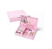 韓國公主 歐式木質首飾盒 珠寶盒 大容量 耳環 戒指 項鍊