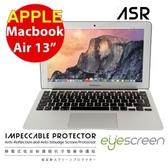 "TWMSP★按讚送好禮★EyeScreen Macbook Air 13"" ASR 靜電式低反射護眼抗污 螢幕保護貼"