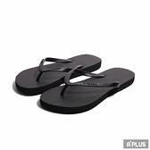 KANGOL 拖鞋 全黑 滿版 防水 輕量-6122162420