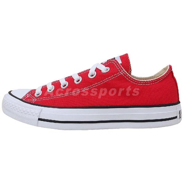 Converse Chuck Taylor All Star OX 紅 基本款 男鞋 女鞋 【ACS】M9696C