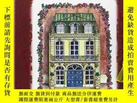 二手書博民逛書店the罕見enchanted doll's house 紅色Y3