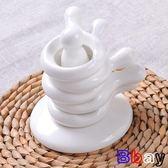 【Bbay】筷子托 陶紀元 筷子架筷托 陶瓷 筷托 筷枕 筷架 筷子托勺