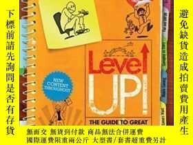 二手書博民逛書店Level罕見Up! The Guide To Great Video Game DesignY464532