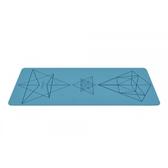 【Clesign】Pro Yoga Mat 瑜珈墊 4.5mm - Blue