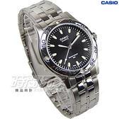 CASIO卡西歐MTP-1243D-1A夜光指針設計錶 不鏽鋼 時間玩家 MTP-1243D-1AVDF 男錶 運動錶 學生錶