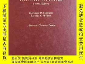 二手書博民逛書店problems罕見in legal ethics second editionY351159 mortime