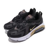 Nike 慢跑鞋 Air Max 200 GS 黑 金 女鞋 運動鞋 【PUMP306】 AT5627-003
