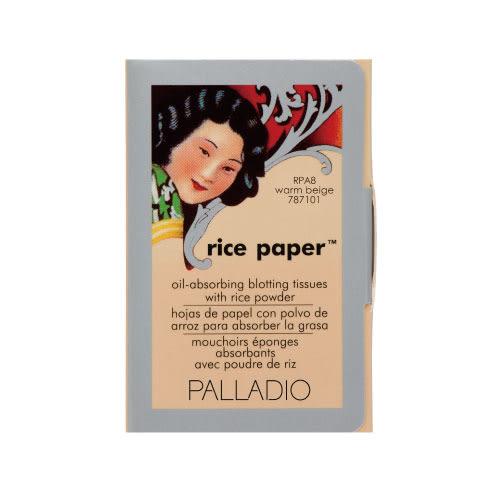 PALLADIO補妝蜜粉吸油米紙 共3色【寶雅】