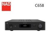 NAD C658 BluOS 串流 DAC / 前級 擴大機 C-658 公司貨