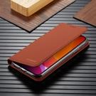 純色蘋果Xs 7/8 手機套 IPhone11/XR X/XsMax簡約翻蓋手機殼 防摔插卡保護套 商務皮套蘋果手機殼