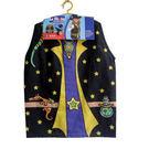 萬聖節 表演 裝扮 兒童  巫婆服