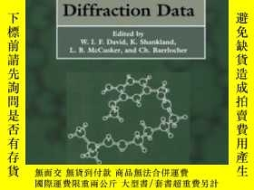 二手書博民逛書店Structure罕見Determination From Powder Diffraction DataY3