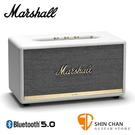 【缺貨】Marshall Stanmore II 藍牙喇叭 經典白 全新2代 Stanmore Ⅱ 無線喇叭 藍牙音箱音響 / 台灣公司貨